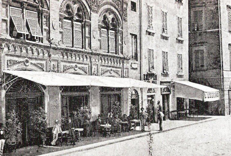 foto storica caffe ussero